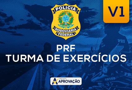 PRF - Turma de Exercícios - V1