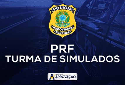 PRF - Turma de Simulados - Ciclo 2