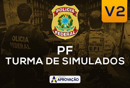 Policia Federal - Turma de Simulados - V2