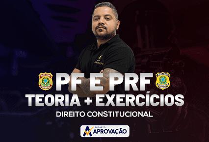 PF/PRF - Direito Constitucional Com Artur Damasceno