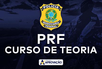 PRF - Curso de Teoria para o cargo de  Policial Rodoviário Federal